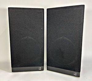 KEF CELESTE III SP1107 8ohm HIFI Speakers NM Sound Great Unusual Vintage Design