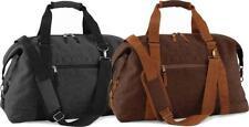 Soft Unisex Adult Travel Holdalls & Duffle Bags