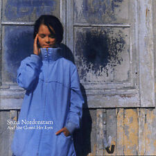 STINA NORDENSTAM - AND SHE CLOSED HER EYES NEW CD