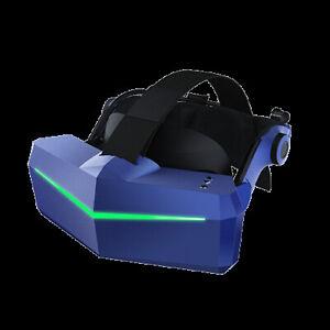 ++ Pimax Visio 8K+ Plus SMAS mit Deluxe Audio Strap und viel VR-Zubehör ++
