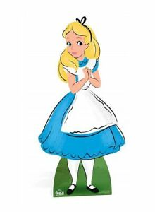 ALICE IN WONDERLAND ALICE CUTOUT - 1.59m Party Decoration Stand Up