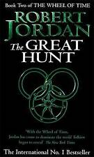 The Great Hunt: Book 2 of the Wheel of Time: 2/12,Very Good Condition