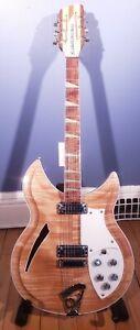 Rickenbacker 381v69 12 String Guitar