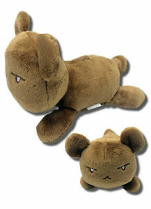 "Ouran High School Host Club - Bear Lie Prone Posture 4"" Plush  699858520817"