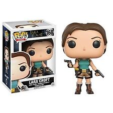 Lara Croft Pop! Vinyl Figure Lara Croft FUNKO BRAND NEW ABUGames