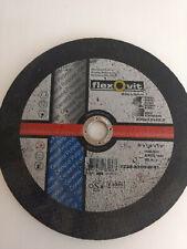 "flexovit f3305 steel, stainless, cutting wheel 9"" 6650 rpm"
