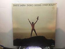 BAYETE - Seeking Other Beauty ~ PRESTIGE 10062 {nm} w/Fred Berry, Hoza Phillips