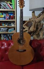 chitarra acustica artigianale - handmade acoustic guitar