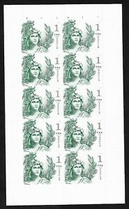 #5295 $1 Statue of Freedom - 2018 MNH sheet of 10