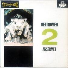 ERNEST ANSERMET / Beethoven Symphony No.2 / London-Decca WBg BB CS 6184 1E