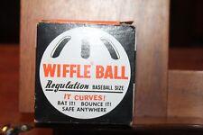 Vintage Original Vintage Wiffle Ball Baseball in Box