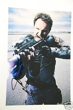 "Jason Clarke 20x30cm Bild from  ""Terminator "" + Autogramm / Autograph in Person"