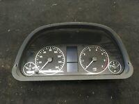 Mercedes Compteur de Vitesse Tableau Bord A W169 B W245 Essence Mph 1695400548