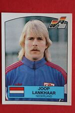 Panini EURO 88 N. 221 NEDERLAND LANKHAAR BINGOL BACK VERY GOOD / MINT CONDITION!