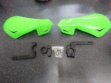 bush hand guards protector lite kawasaki kmx kdx kx klx 80 85 125 200 250 650