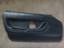 *AS IS* READ FIRST 1994-1996 C4 Corvette Driver Side Door Panel Card Black LH