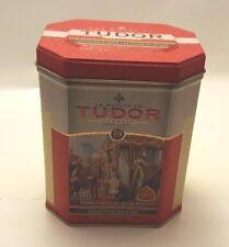 The House of Tudor English Breakfast Tea Tin - London French/English