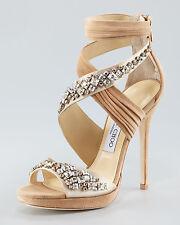 8bb4d592fc57 Jimmy Choo Stiletto Bridal or Wedding Heels for Women for sale
