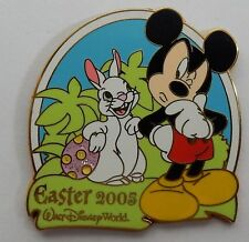 New listing Disney Pin 37599 Wdw Happy Easter Egg Hunt 2005 Mickey Mouse Pin Le1000 Rare