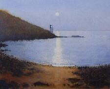 David Rylance Coastal Landscape Watercolour Painting (St Ives / Cornish Art)