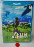 The Legend of Zelda: Breath of the Wild | Nintendo Wii U | in OVP NEU