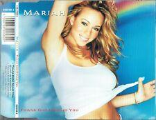 "MARIAH CAREY 5"" CD - Thank God I Found You (Stargate Radio Edit) Picture CD."