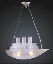 NEW ELK LIGHTING 5057/2 RARE DISCONTINUED LUXURY LINER CRUISE SHIP CEILING LIGHT