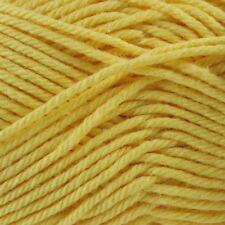 5 x 50g Balls - Patons Cotton Blend - Yellow #06 - $22.50 A Bargain