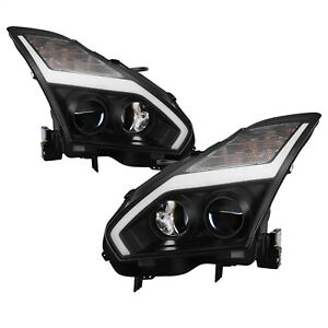 Spyder Auto 5085696 Projector Headlights Fits 09-14 GT-R