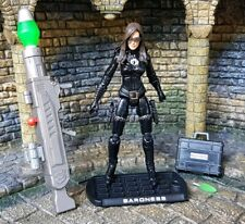 Gi Joe/Action Force Modern Rise of Cobra Attack on the Pit Baroness