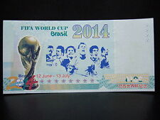 2014 FIFA World Cup - Brazil - Test Note