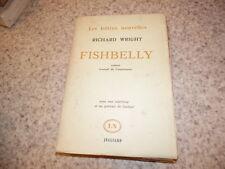 1960.Fishbelly.Richard Wright (envoi)