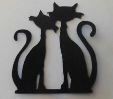 "TATTERED LACE ANIMAL AND PET DIE CUT TOPPERS ~ /""CAT 4/"""