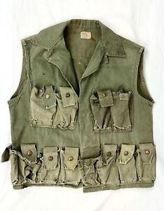 Original Vietnam Tailor Made Assault Vest