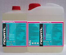 MCA epóxida epoxydharz epoxi reparación resina laminierharz 3kg