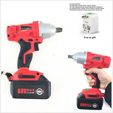 Profession Car Rechargeable 280n.m 68V Integrated Electric Impact Wrench+Adapter