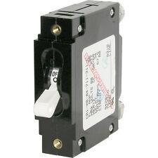 Blue Sea Systems 7244 C-Series Toggle 50 Amp Single Pole Marine Circuit Breaker
