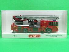 1:87 Wiking 062846 Feuerwehr - Hubrettungsbühne Rosenbauer B32 (MB Econic)
