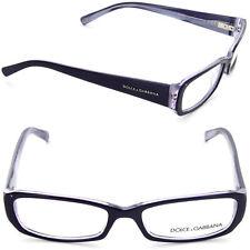 Dolce Gabbana DG 3085 1572 53mm Rectangle Eyeglasses Violet Lilac/Demo Lens