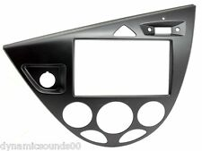 CT23FD32L Double Din L.H.D Fascia Surround Panel Adaptor For FORD Focus