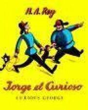 Jorge El Curioso / Curious George by H.A. Rey (1976,...