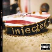 CD ALBUM - Injected - Burn It Black