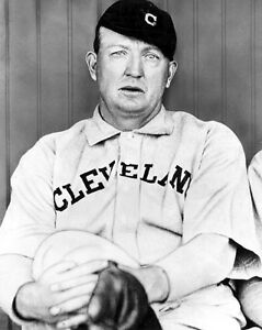 1910 Cleveland Naps Pitcher CY YOUNG Vintage 8x10 Photo Baseball Print Poster