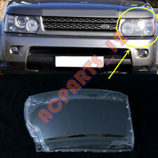 For Land Rover Range Rover Sport 10-2013 Left Headlight Trim Sealing Cover+Glue