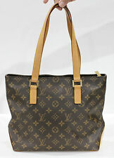 Used Authentic Louis Vuitton LV Bag Cabas Piano