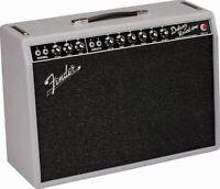 Fender® Limited Edition '65 Deluxe Reverb 22-Watt Slate Gray Celestion Redback