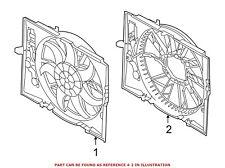 For BMW Genuine Engine Cooling Fan Shroud 17427569921