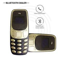Smart Quad-Band-Telefon Bluetooth Dialer Strahlungsarmer Dual-SIM-Sprachwec L8Q7