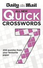 Daily Mail All New Quick Crosswords 7 by Daily Mail (Paperback, 2014)