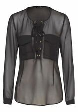 Bardot Long Sleeve Regular Tops and Blouses for Women